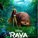 Raya And The Last Dragon Blu-Ray [2021]