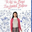 To All The Boys I've Loved Before Blu-Ray [2018]
