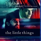 The Little Things Blu-Ray [2021]