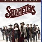 Shameless Blu-Ray [2019] 2BD set The Complete Season 9