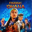Finding 'Ohana Blu-Ray [2021]