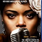 The United States vs. Billie Holiday Blu-Ray [2021]