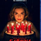 Chilling Adventures of Sabrina PART 1 Blu-Ray [2018] The Complete Series