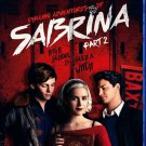 Chilling Adventures of Sabrina PART 2 Blu-Ray [2019] The Complete Series