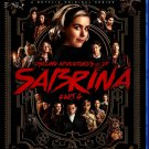Chilling Adventures of Sabrina PART 4 Blu-Ray [2020] The Complete Series