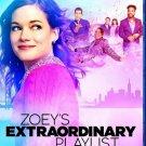 Zoey's Extraordinary Playlist Blu-Ray [2020] 2BD set The Complete Season 1