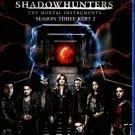 Shadowhunters Blu-Ray [2019] 2BD set Season 3 (The Complete Part 2)