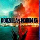 Godzilla vs. Kong Blu-Ray [2021]