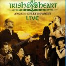 Angelo Kelly & Family Irish Heart Live Blu-Ray