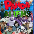 Panda vs. Aliens Blu-Ray [2021]