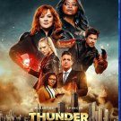 Thunder Force Blu-Ray [2021]