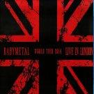 Babymetal World Tour 2014 Live In London Blu-Ray