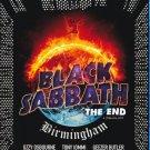 Black Sabbath The End Birmingham 2017 Blu-Ray