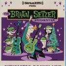 The Brian Setzer Orchestra Christmas Rocks! Live Blu-Ray