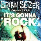 The Brian Setzer Orchestra It's Gonna Rock Live In Concert Blu-Ray