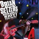 The Brian Setzer Orchestra Rockabilly Riot! Osaka Rocka! Live In Japan Blu-Ray