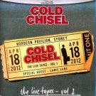 Cold Chisel The Live Tapes Vol 1 Blu-Ray