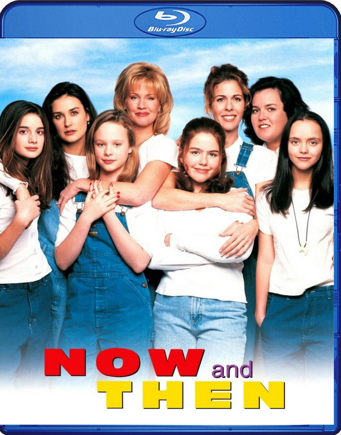 Now and Then Blu-Ray [1995]