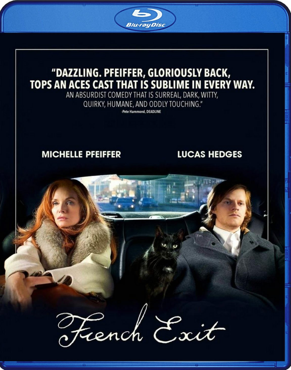 French Exit Blu-Ray [2020]