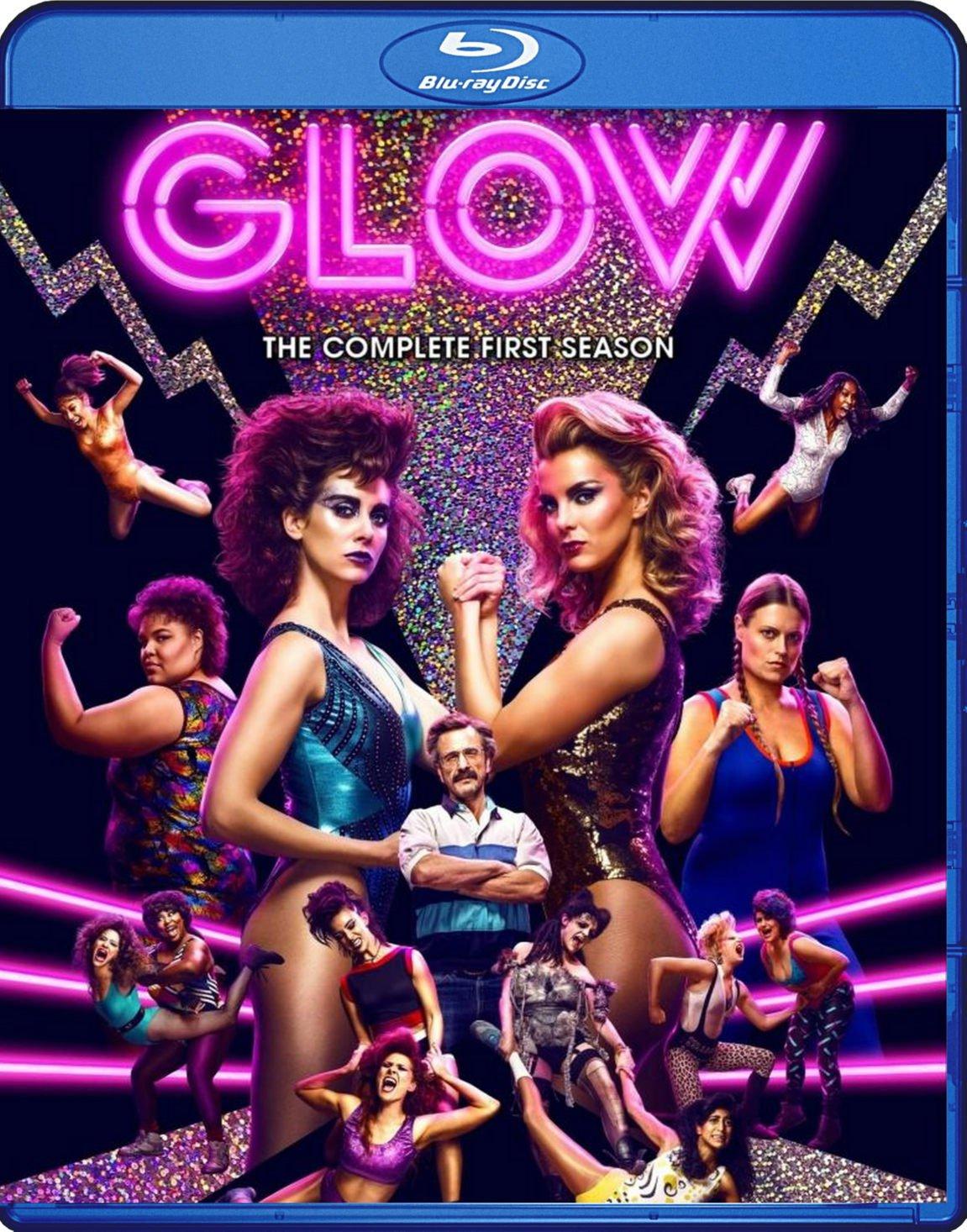 GLOW Blu-Ray [2017] The Complete Season 1