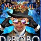 Dj Bobo Mystorial Live 25th Anniversary Tour Blu-Ray