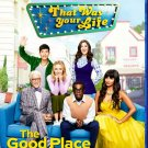 The Good Place Blu-Ray [2019] The Complete Season 4