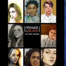 Orange Is the New Black Blu-Ray [2019] 2BD set The Complete Season 7