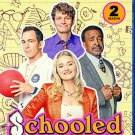 Schooled Blu-Ray [2019] 2BD set The Complete Season 2