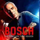 Bosch Blu-Ray [2017] The Complete Season 3