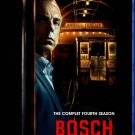 Bosch Blu-Ray [2018] The Complete Season 4