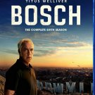 Bosch Blu-Ray [2020] The Complete Season 6