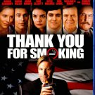 Thank You For Smoking Blu-Ray [2005]