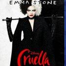 Cruella Blu-Ray [2021]
