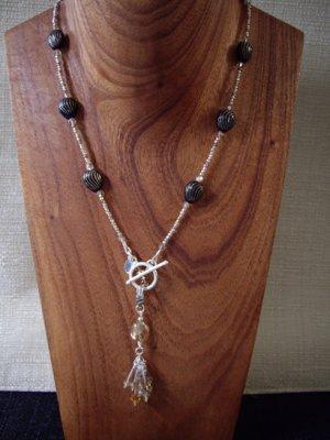 Burnette vintage necklace