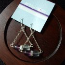 Emmy shaded fluorite earrings