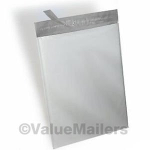 7.5x10.5 1000, 100 10x13 Poly Mailers Envelopes Shipping Bags 7.5 x 10.5