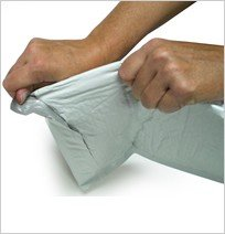 150 Poly Bubble Mailers 100 #6,  50 #7  12.5x19 Bags