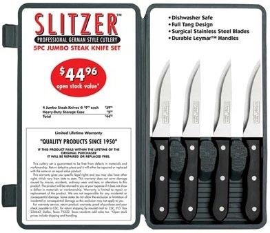 Slitzer Steak Knives - CKCTSZ4