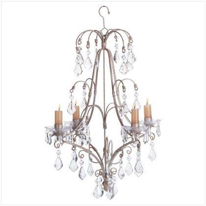 Elegant Candle Chandelier - SS33001