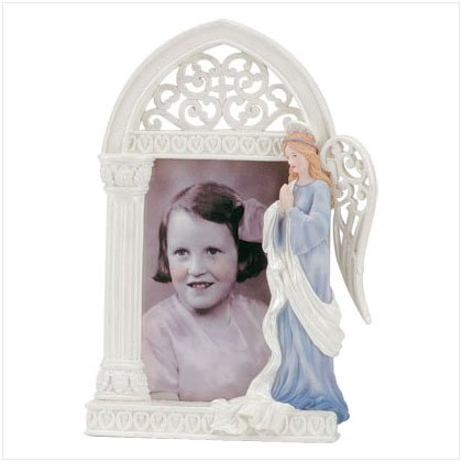 PHOTO FRAME-PRAYING ANGEL - SS31409