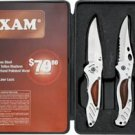 4pc Liner Lock Knife Set - SKMX4