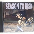 Season To Risk - In a Perfect World - CD used rock derek hess Sony Music 1995