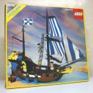 1989 Lego Pirate Caribbean Clipper set 6274 instructions box incomplete vintage 6 mini figures