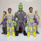 Real Ghostbusters Kenner 1986 Lot of 6 ray peter winston frankenstein ghost figures