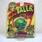 Madballs Slobulus Sick Series 1 #1567 squishy ugly green monster retired Basic Fun 2007