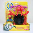 Imaginext Ion Crab space alien vehicle figure Fisher Price 2013