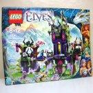 Lego Elves Magic Shadow Castle set new sealed 41180 Ragana's 1014 pc 3 mini figure dragon 2016
