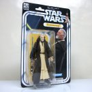 "Star Wars 40th Ben Obi-Wan Kenobi 6"" figure anniversary black Hasbro 2016"
