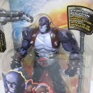 "Thundercats Panthro 7"" action figure 18 points articulation BanDai 2011"