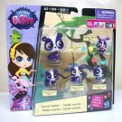 Littlest Pet Shop Surprise Families 5-pack set B1958 Pandas bunny #3903 - 3907 lps Hasbro 2014